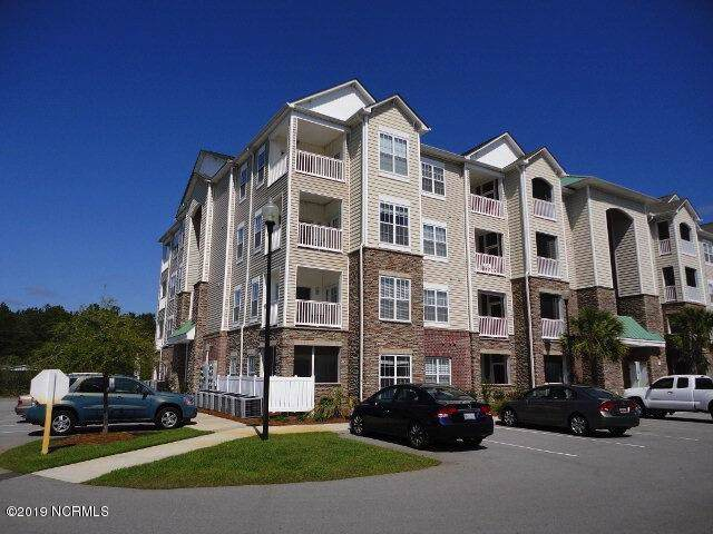 100 Gateway Condos Drive #146, Surf City, NC 28445 (MLS #100185152) :: The Chris Luther Team