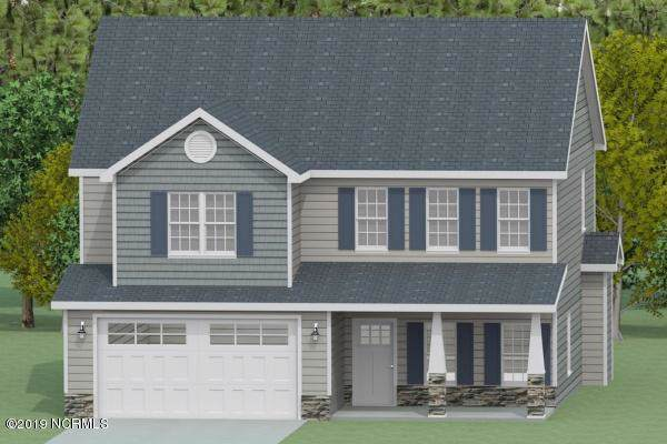 2757 Chalet Circle, Winterville, NC 28590 (MLS #100185216) :: The Chris Luther Team