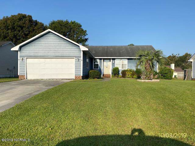 304 Celtic Ash Street, Sneads Ferry, NC 28460 (MLS #100187265) :: The Keith Beatty Team