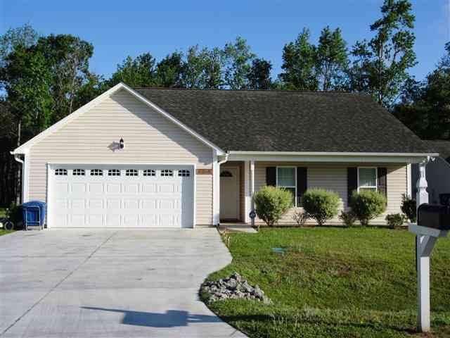 106 Farmgate Drive, Richlands, NC 28574 (MLS #100187690) :: Berkshire Hathaway HomeServices Hometown, REALTORS®