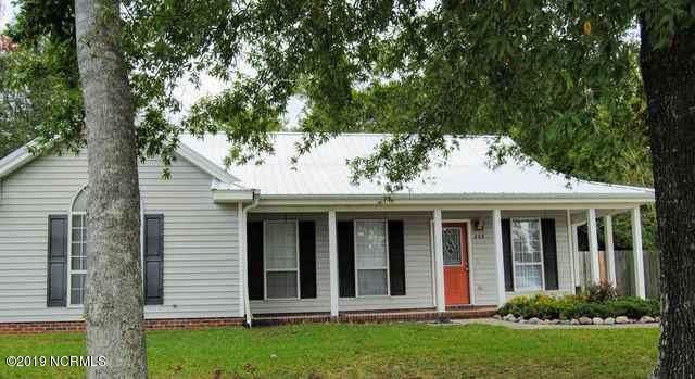 209 Fairford Road, Castle Hayne, NC 28429 (MLS #100187795) :: Courtney Carter Homes