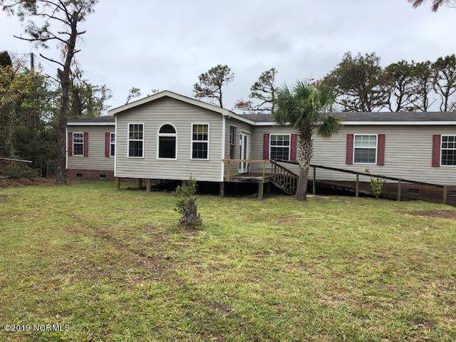 165 Yeomans Drive, Harkers Island, NC 28531 (MLS #100187922) :: Vance Young and Associates