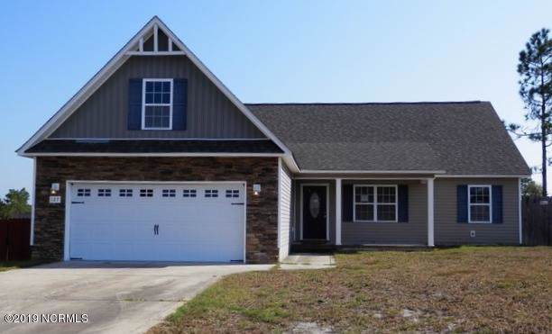 127 Rosemary Avenue, Hubert, NC 28539 (MLS #100188139) :: The Bob Williams Team