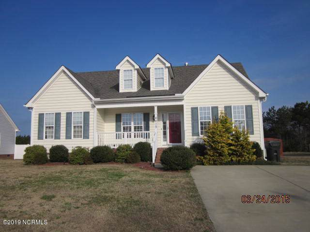 4415 Cam Strader Drive NW, Wilson, NC 27896 (MLS #100188281) :: RE/MAX Elite Realty Group