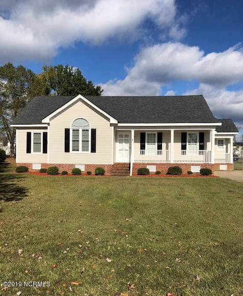 3616 Trotters Drive W, Wilson, NC 27893 (MLS #100188473) :: RE/MAX Elite Realty Group