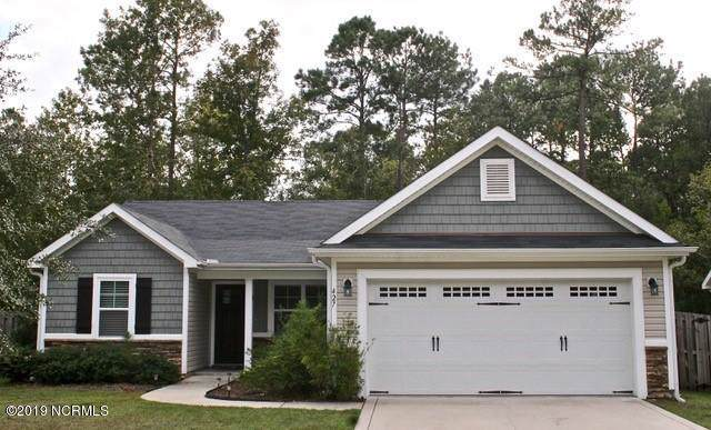 427 Ridgeway Drive, Sneads Ferry, NC 28460 (MLS #100188506) :: Vance Young and Associates