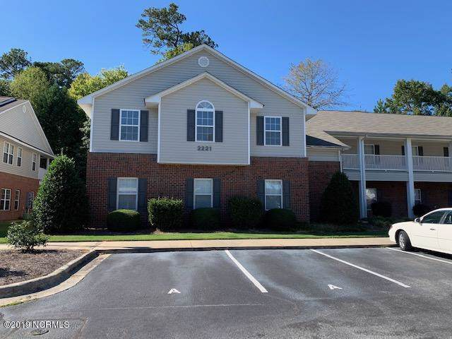 2221 Locksley Woods Drive E, Greenville, NC 27858 (MLS #100188823) :: Chesson Real Estate Group