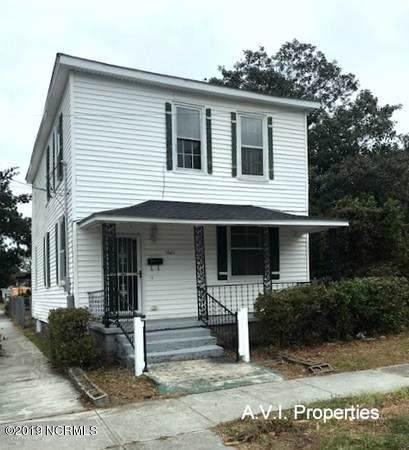 1201 S 7th Street, Wilmington, NC 28401 (MLS #100188915) :: Chesson Real Estate Group