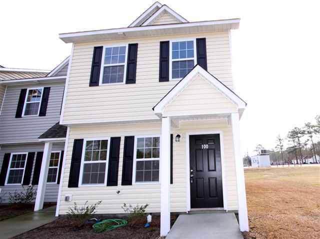 100 Virginias Landing Court, Richlands, NC 28574 (MLS #100189005) :: Berkshire Hathaway HomeServices Hometown, REALTORS®