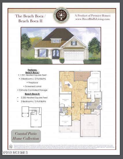 746 Jenoa Loop Drive #356, Castle Hayne, NC 28429 (MLS #100189218) :: The Keith Beatty Team