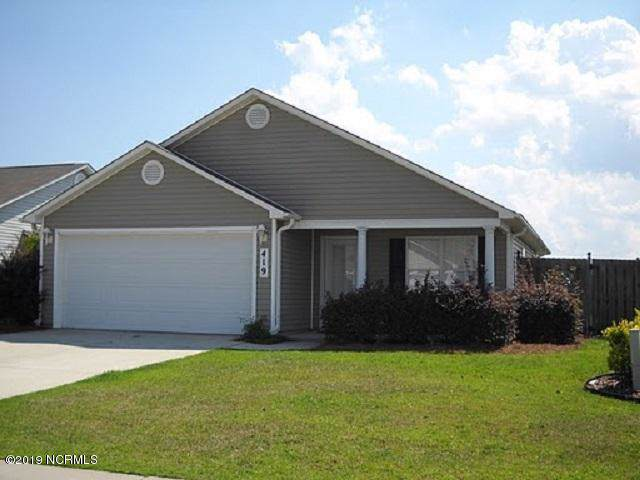 419 Montego Court, Wilmington, NC 28411 (MLS #100189484) :: RE/MAX Essential