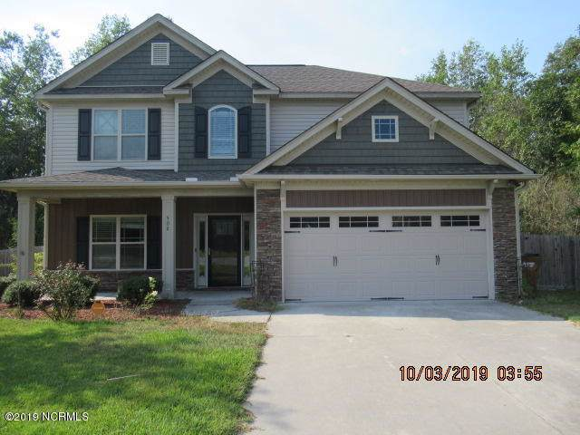 508 Shadyside Court, Jacksonville, NC 28540 (MLS #100189692) :: Courtney Carter Homes