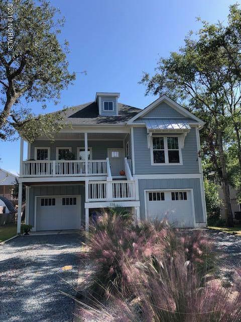 110 NE 46th Street, Oak Island, NC 28465 (MLS #100189759) :: Berkshire Hathaway HomeServices Myrtle Beach Real Estate