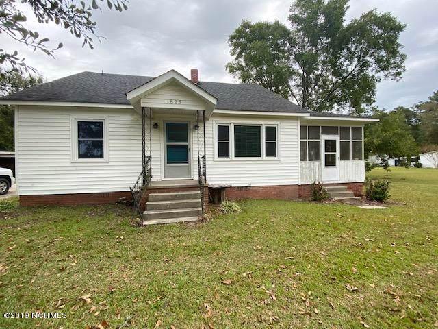 1823 Goose Creek Road, Washington, NC 27889 (MLS #100189896) :: Berkshire Hathaway HomeServices Prime Properties