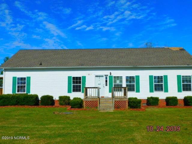 125 Jennifer Drive, Harkers Island, NC 28531 (MLS #100190470) :: The Keith Beatty Team