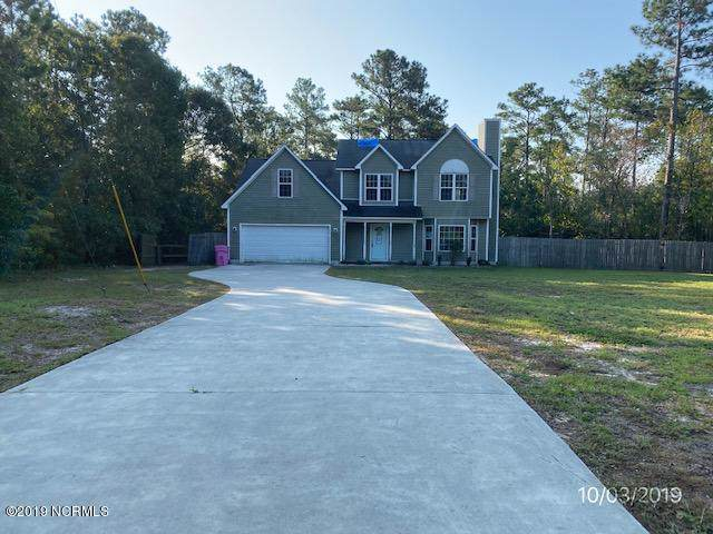 1753 Chadwick Shores Drive, Sneads Ferry, NC 28460 (MLS #100191133) :: The Bob Williams Team