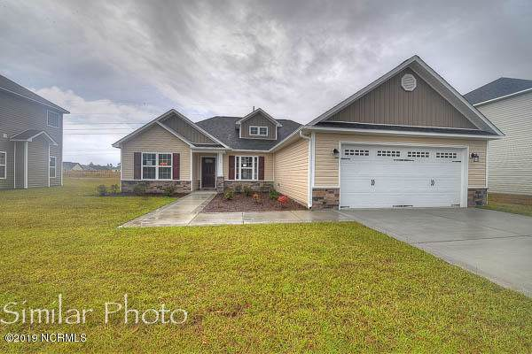 432 Worsley Way, Jacksonville, NC 28546 (MLS #100191290) :: David Cummings Real Estate Team