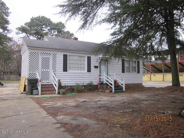 1100 Delano Avenue SW, Wilson, NC 27893 (MLS #100192506) :: RE/MAX Essential