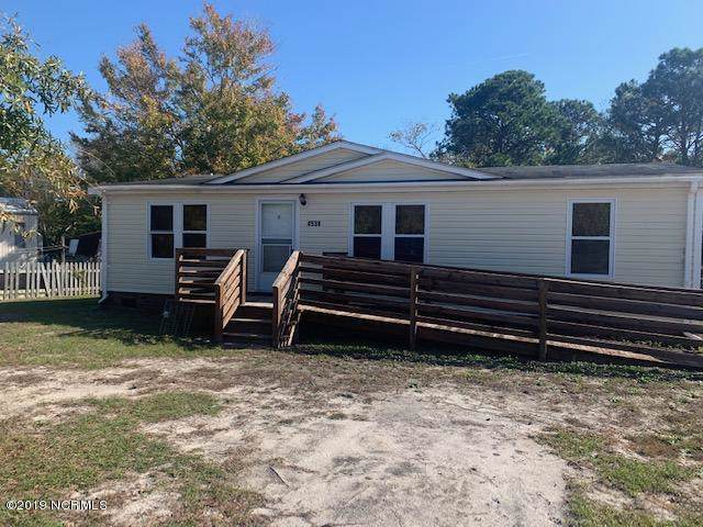 4534 Sheryl Street SE, Southport, NC 28461 (MLS #100192600) :: Berkshire Hathaway HomeServices Prime Properties