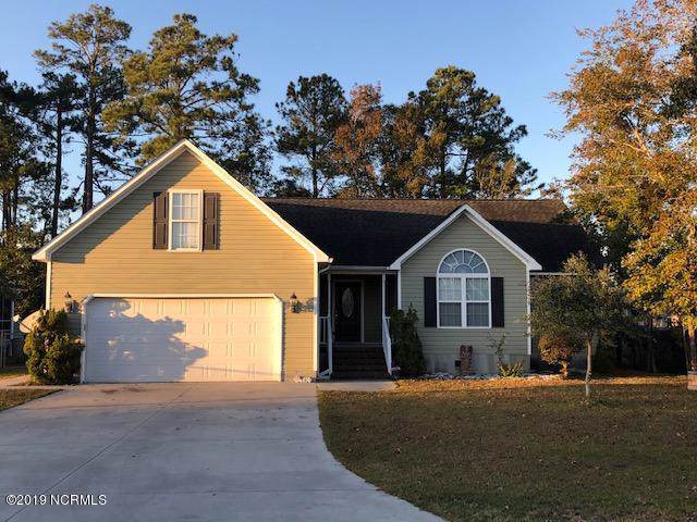802 Mann Street, Newport, NC 28570 (MLS #100192624) :: RE/MAX Elite Realty Group