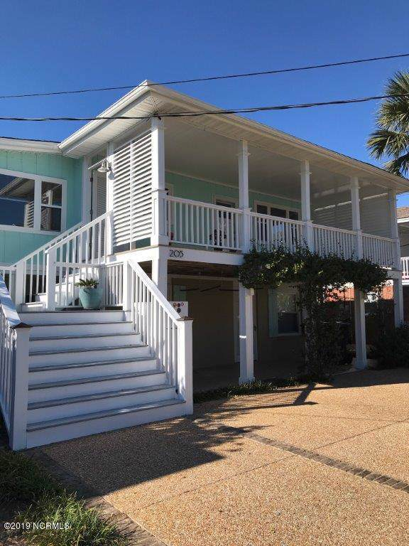 205 N Channel Drive, Wrightsville Beach, NC 28480 (MLS #100192655) :: RE/MAX Essential