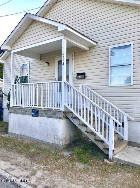 814 Russell Alley, Wilmington, NC 28401 (MLS #100192765) :: RE/MAX Elite Realty Group