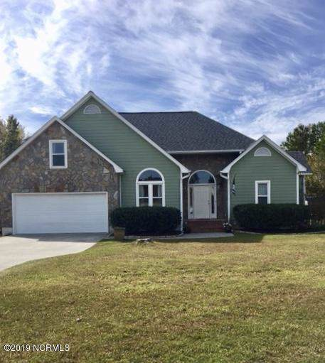 1002 Butternut Court, Wilmington, NC 28409 (MLS #100192885) :: CENTURY 21 Sweyer & Associates