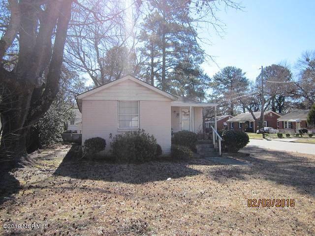 1511 Sauls Street SW, Wilson, NC 27893 (MLS #100193178) :: RE/MAX Elite Realty Group