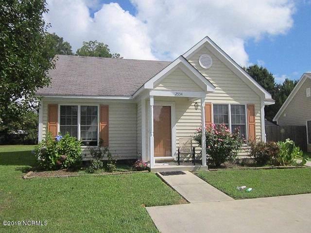 2554 Pond Drive N, Wilson, NC 27896 (MLS #100193187) :: RE/MAX Elite Realty Group