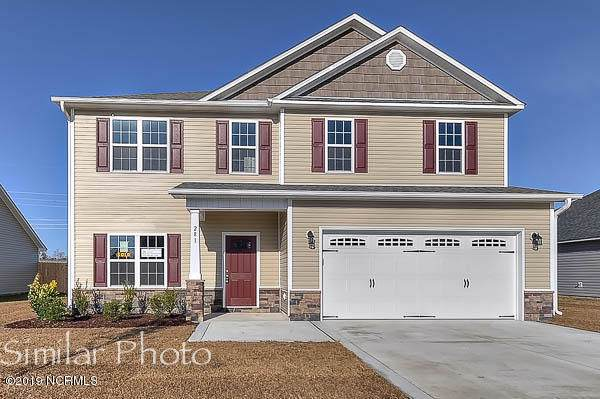 449 Worsley Way, Jacksonville, NC 28546 (MLS #100193242) :: David Cummings Real Estate Team
