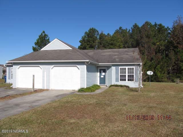 127 Kobe Drive, Havelock, NC 28532 (MLS #100193640) :: Barefoot-Chandler & Associates LLC
