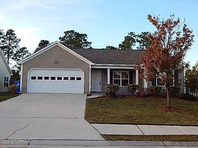 402 Tree Court, Holly Ridge, NC 28445 (MLS #100193696) :: CENTURY 21 Sweyer & Associates