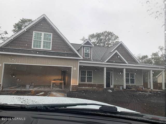 212 Marine Drive, Sneads Ferry, NC 28460 (MLS #100193769) :: Berkshire Hathaway HomeServices Hometown, REALTORS®