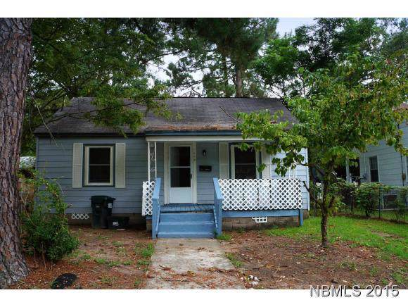1005 Neuse Avenue, New Bern, NC 28560 (MLS #100193853) :: Vance Young and Associates