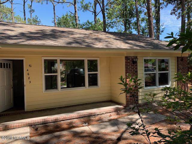 4863 Berkley Drive, Wilmington, NC 28405 (MLS #100193925) :: RE/MAX Essential
