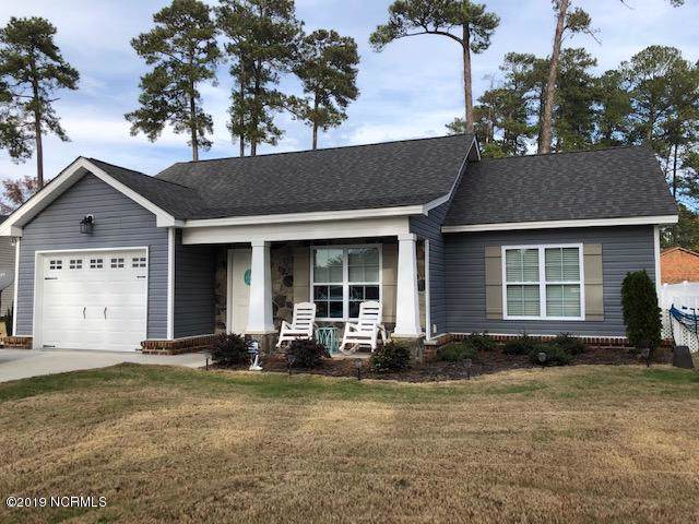 122 Jennings Court, Rocky Mount, NC 27803 (MLS #100193995) :: The Oceanaire Realty