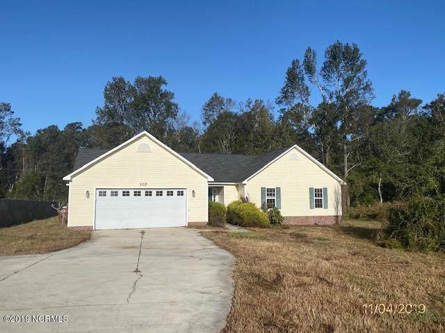 110 Blue Haven Drive, Hubert, NC 28539 (MLS #100194193) :: Courtney Carter Homes