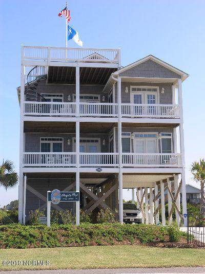 1318 W Beach Drive, Oak Island, NC 28465 (MLS #100194789) :: Lynda Haraway Group Real Estate
