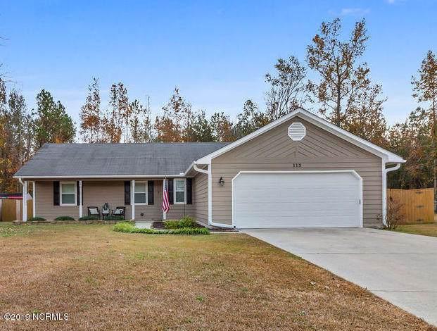 113 Surrey Drive, Jacksonville, NC 28540 (MLS #100195158) :: Castro Real Estate Team