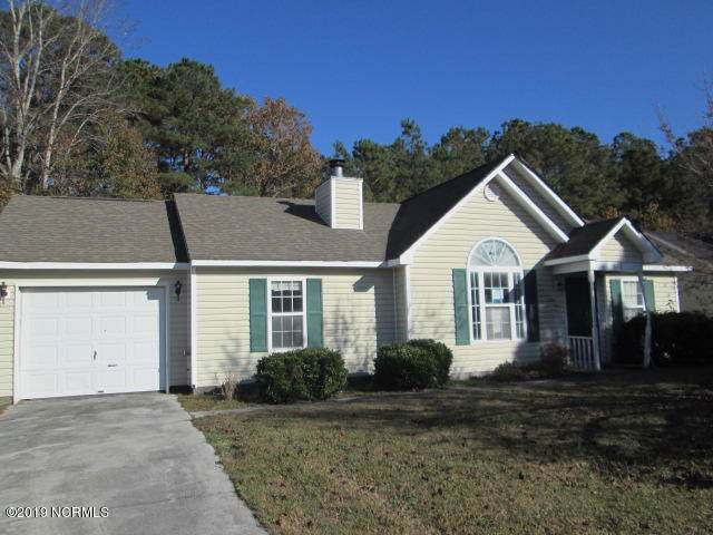 332 Palamino Trail, Jacksonville, NC 28546 (MLS #100195366) :: Courtney Carter Homes