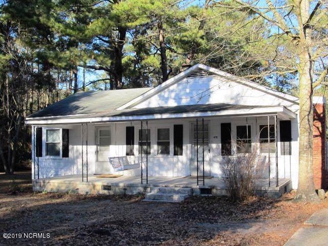 470 Bannermans Mill Road, Richlands, NC 28574 (MLS #100195467) :: Berkshire Hathaway HomeServices Hometown, REALTORS®