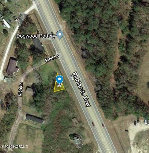 0 Richlands Highway, Jacksonville, NC 28540 (MLS #100195491) :: Courtney Carter Homes