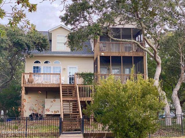 119 SE 8th Street, Oak Island, NC 28465 (MLS #100195667) :: Destination Realty Corp.
