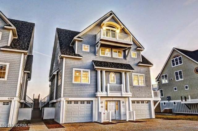 4266 Island Drive, North Topsail Beach, NC 28460 (MLS #100195683) :: RE/MAX Essential