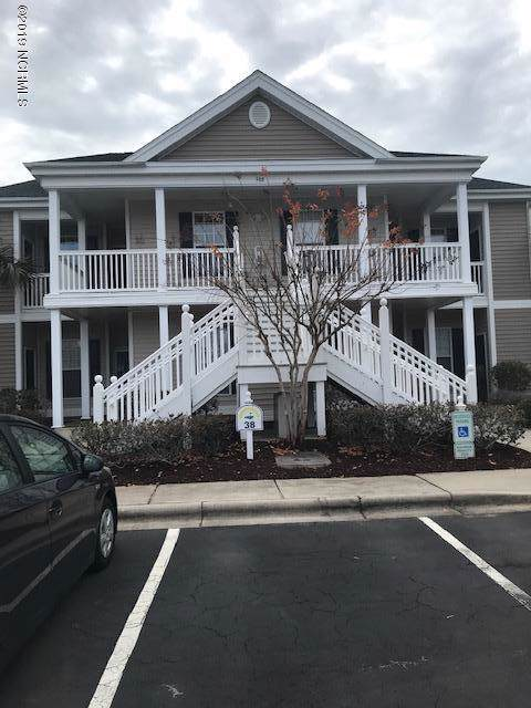 988 Great Egret Circle SW #3, Sunset Beach, NC 28468 (MLS #100195694) :: Destination Realty Corp.