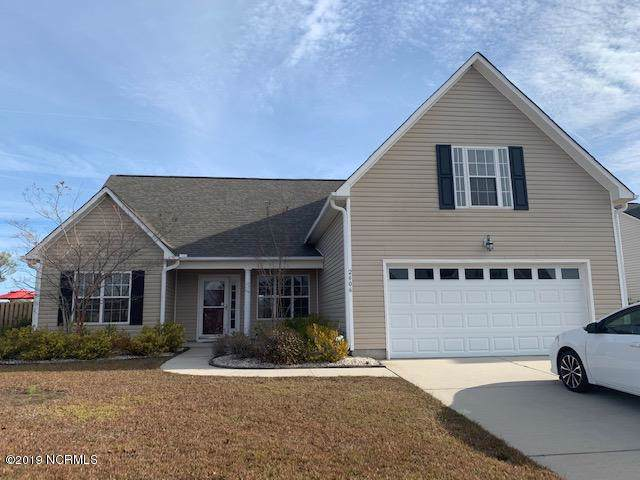 2606 Bow Hunter Drive, Wilmington, NC 28411 (MLS #100195739) :: CENTURY 21 Sweyer & Associates