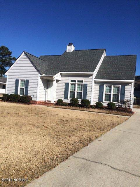 3408 American Eagle Lane NW, Wilson, NC 27896 (MLS #100195770) :: RE/MAX Essential