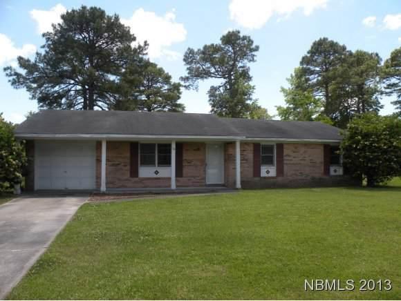 104 Tar Heel Drive, Havelock, NC 28532 (MLS #100195841) :: RE/MAX Essential