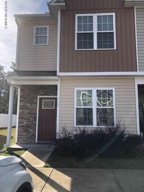 113 Beacon Woods Drive, Holly Ridge, NC 28445 (MLS #100196169) :: The Keith Beatty Team