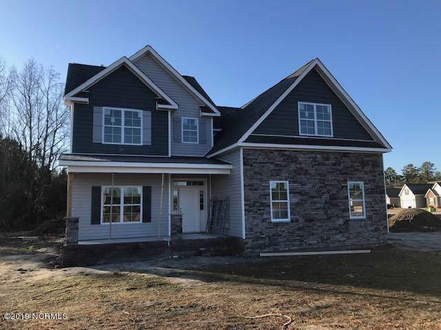 100 Plantation Creek Drive, Vanceboro, NC 28586 (MLS #100196238) :: CENTURY 21 Sweyer & Associates